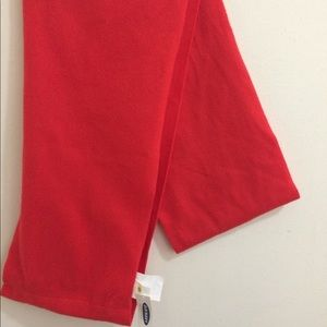 Old Navy Infinity Red scarf
